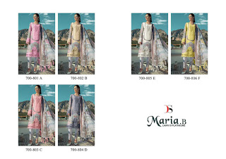 Deepsy Maria b Lawn 19 Platinum Pakistani Suits wholesale