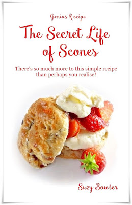 genius scone recipe cookbook