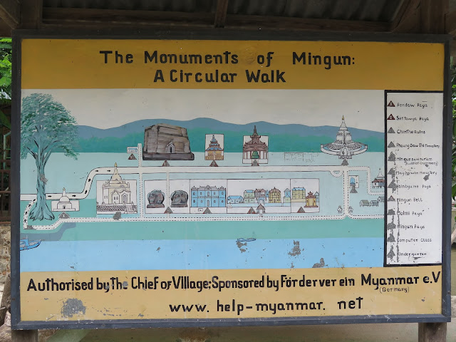 Plano de Mingun