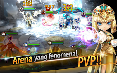 Download Game Summoners War Sky Apk + Obb Unlimited Money And Golds
