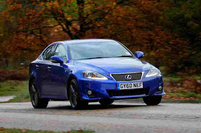 Lexus IS 2005-2013 review