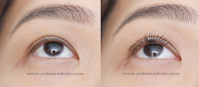 a photo of Happy Skin At Long Lash Supercurl Waterproof Mascara Review