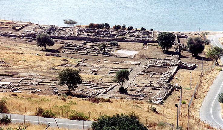 Εκδρομή του Λαϊκού Φροντιστηρίου Αλεξανδρούπολης στον αρχαιολογικό χώρο Ζώνης