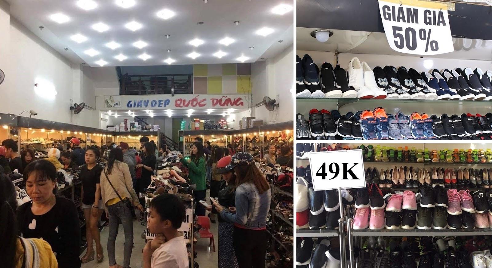 """Gia Lai: Giảm giá 50% toàn bộ 50.000 đôi giày dép, """"quá xá rẻ"""" chỉ từ 49k/1 đôi"""