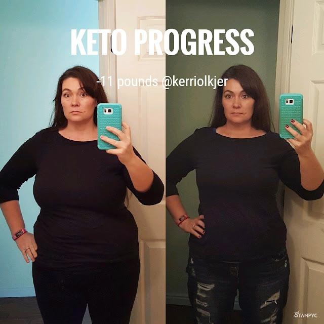 keto results
