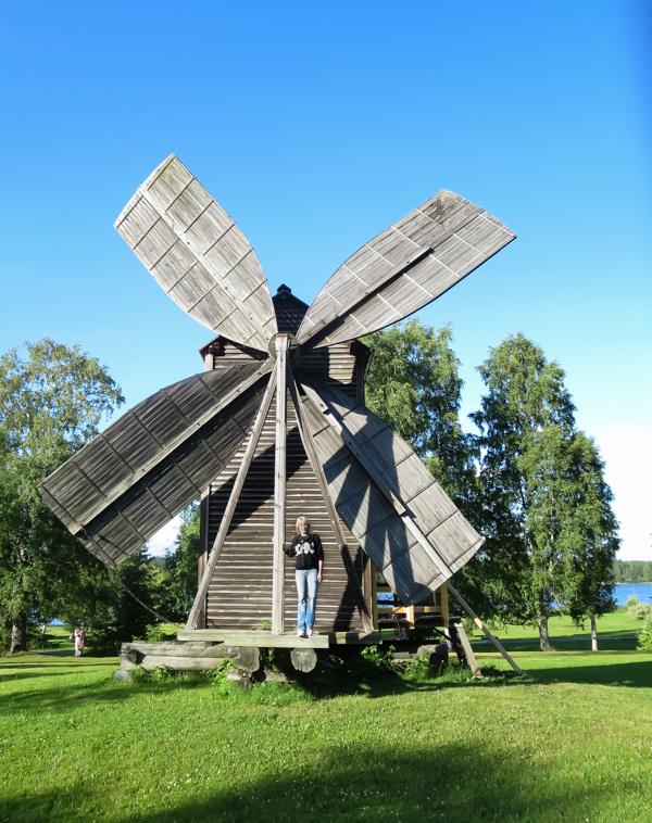 tuulimylly rantasalmi museo museoalue