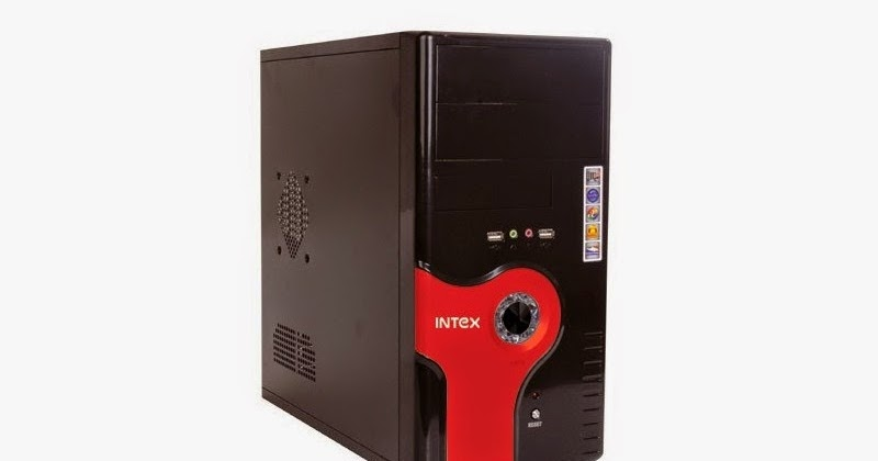 Intex Pc Cabinet It 218 With Smps   www.looksisquare.com