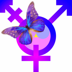 cross-dressing symbol