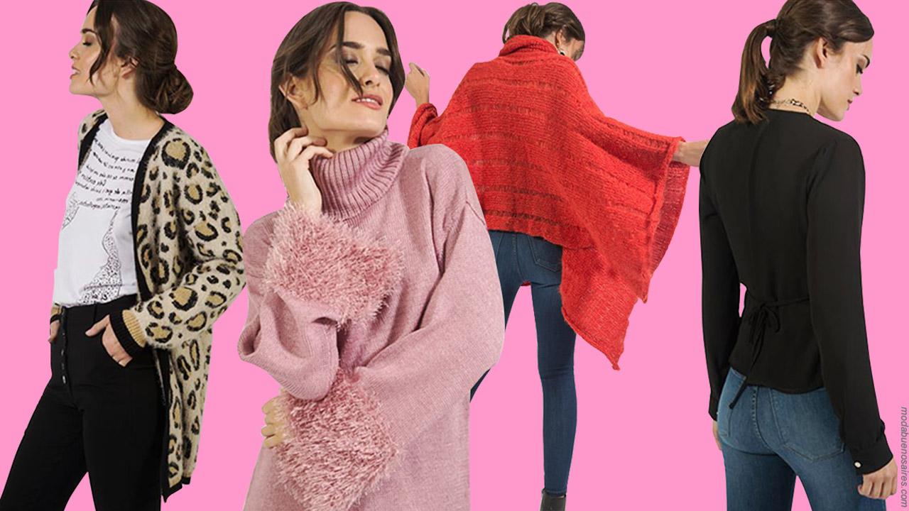 MODA OTOÑO INVIERNO 2019 │Ropa de mujer otoño invierno 2019 pantalones, abrigos, remeras, blusas. │ Moda 2019 otoño invierno 2019.