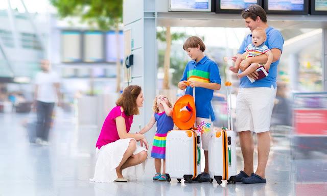 Beneficios que los viajes producen en los niños.