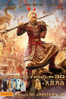 The Monkey King (2014) Full Movie Hindi 720p BluRay ESubs Download