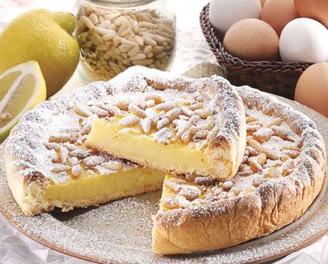 Torta Della Nonna Con Il Bimby Tm5 Ricette Bimby Tm5