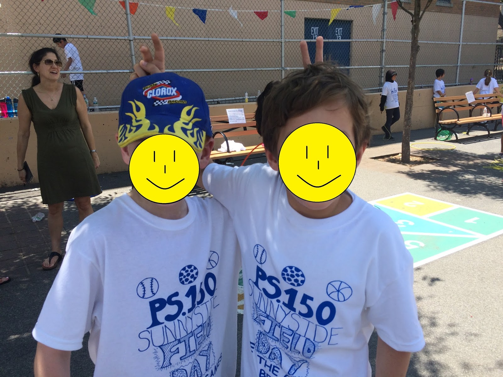 Visual Arts With Ms Wine Field Day T Shirt Contest