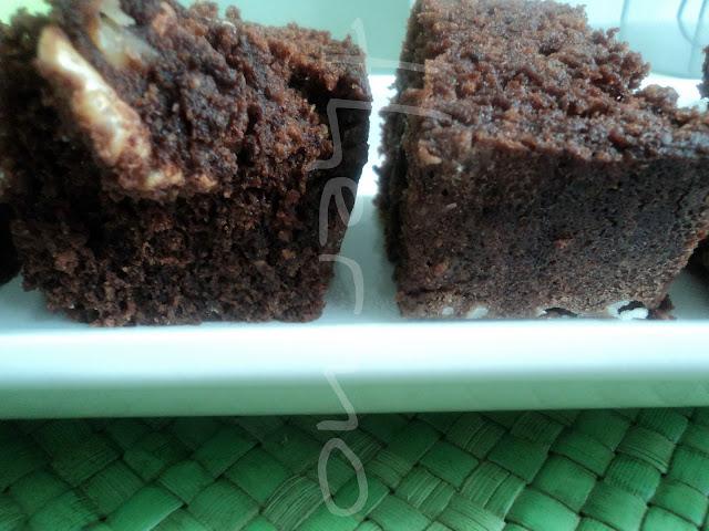 Brownie en 5 minutos receta casera