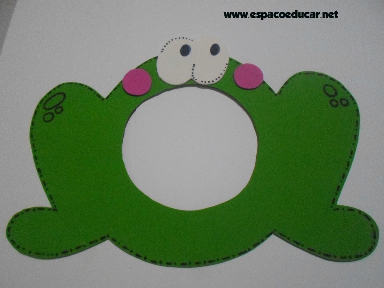 Dia Das Criancas Brinquedo Com Sucata Bilboque De Sapo Um Lindo