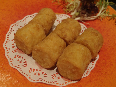 Teochew Crabmeat Roll