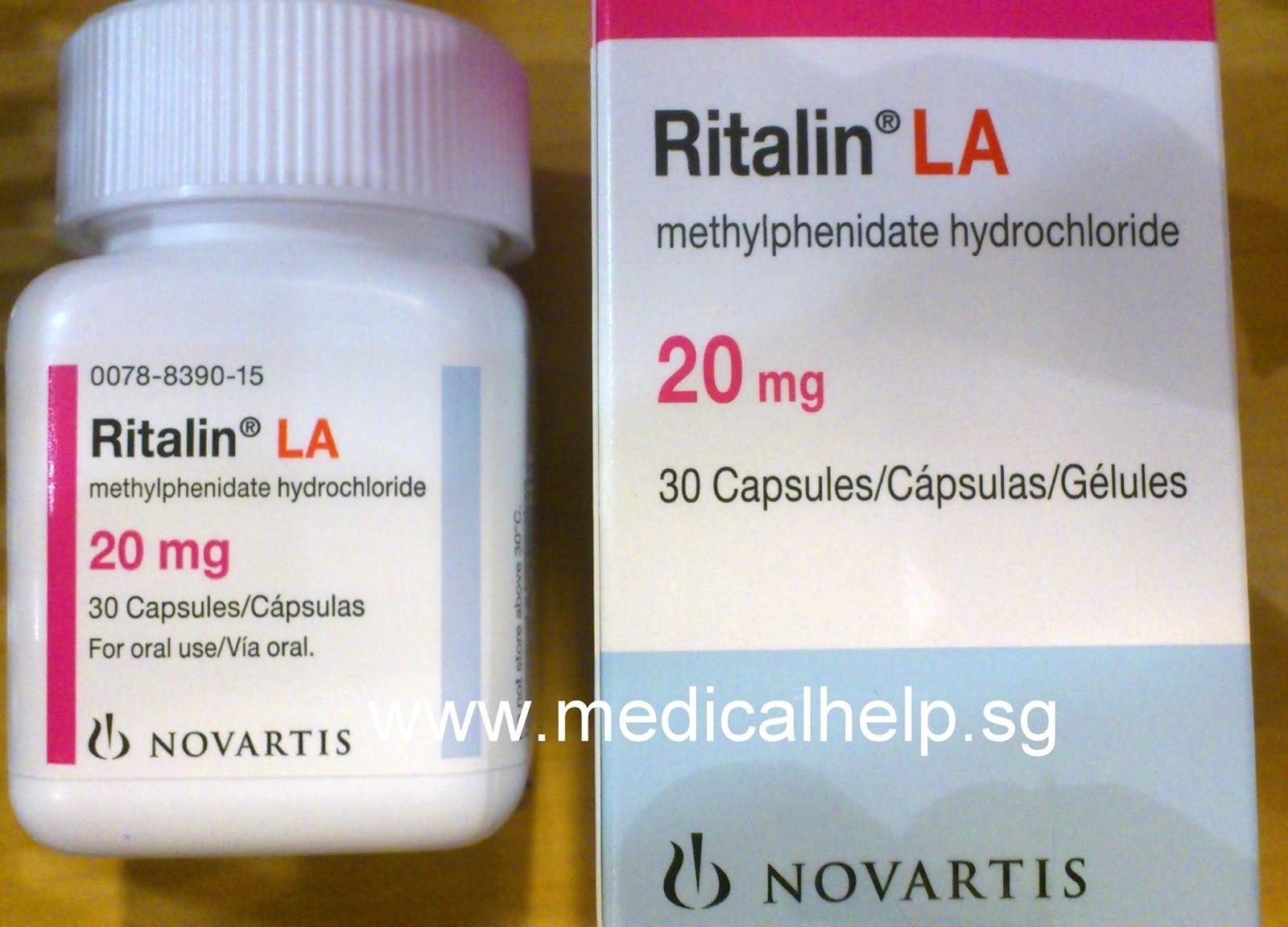 Ritalin 20mg Medical Help: Ritalin ...