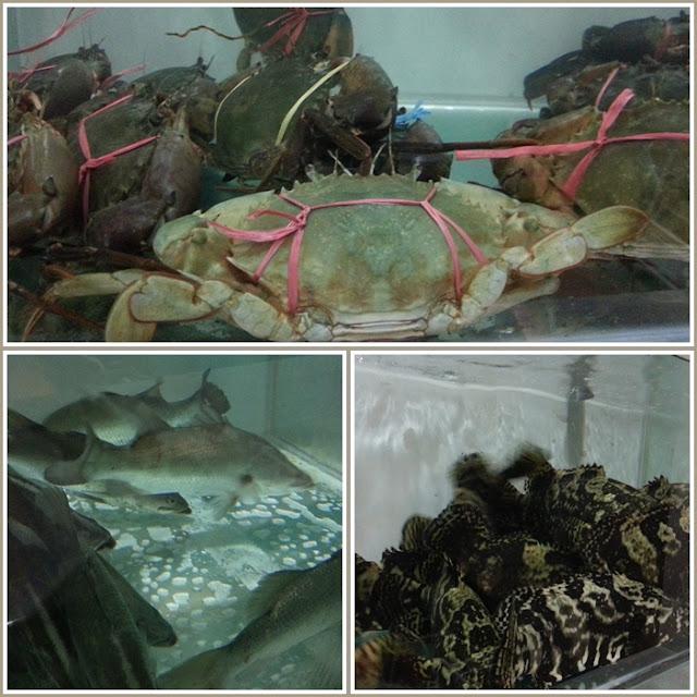 Restoran Chili Crab sedap di Shah Alam Malaysia