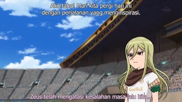 Inazuma Eleven Ares no Tenbin Episode 14 Subtitle Indonesia