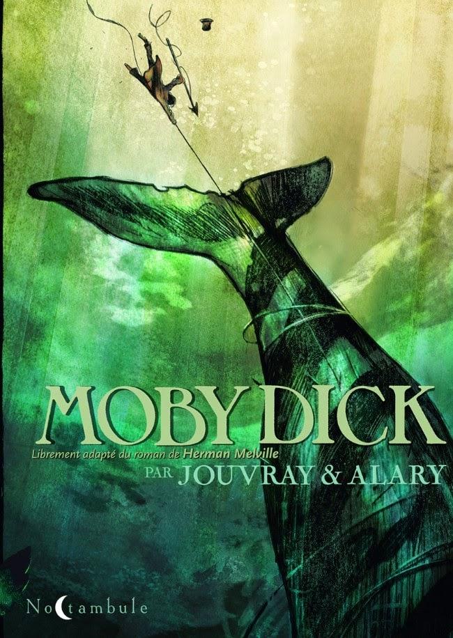 moby dick comic pierre alary jouvray dibbuks