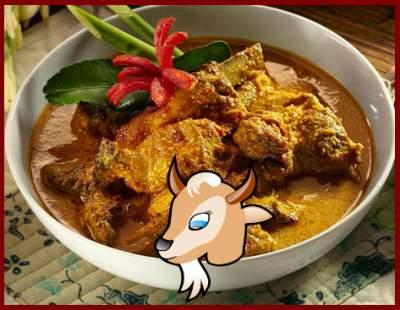 menu makanan acara aqiqah