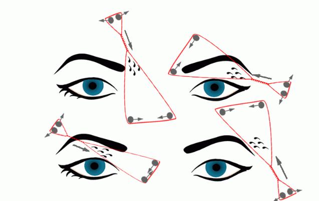 Cara Membuat Alis Sesuai Dengan Bentuk Wajah Oval, Bulat, Persegi Panjang, Segitiga dan Hati