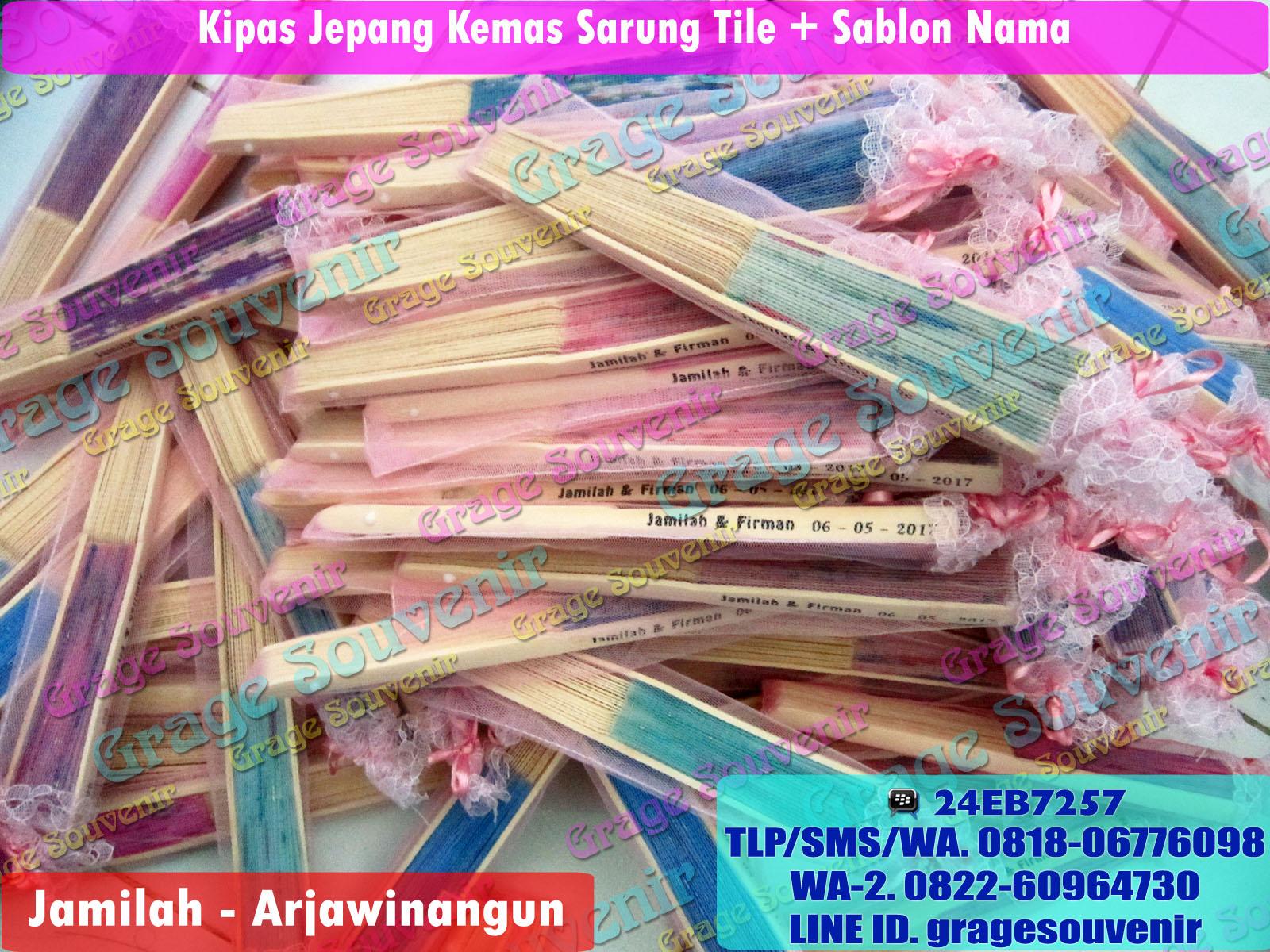 Jual Souvenir Kipas Arjawinangun - Cirebon