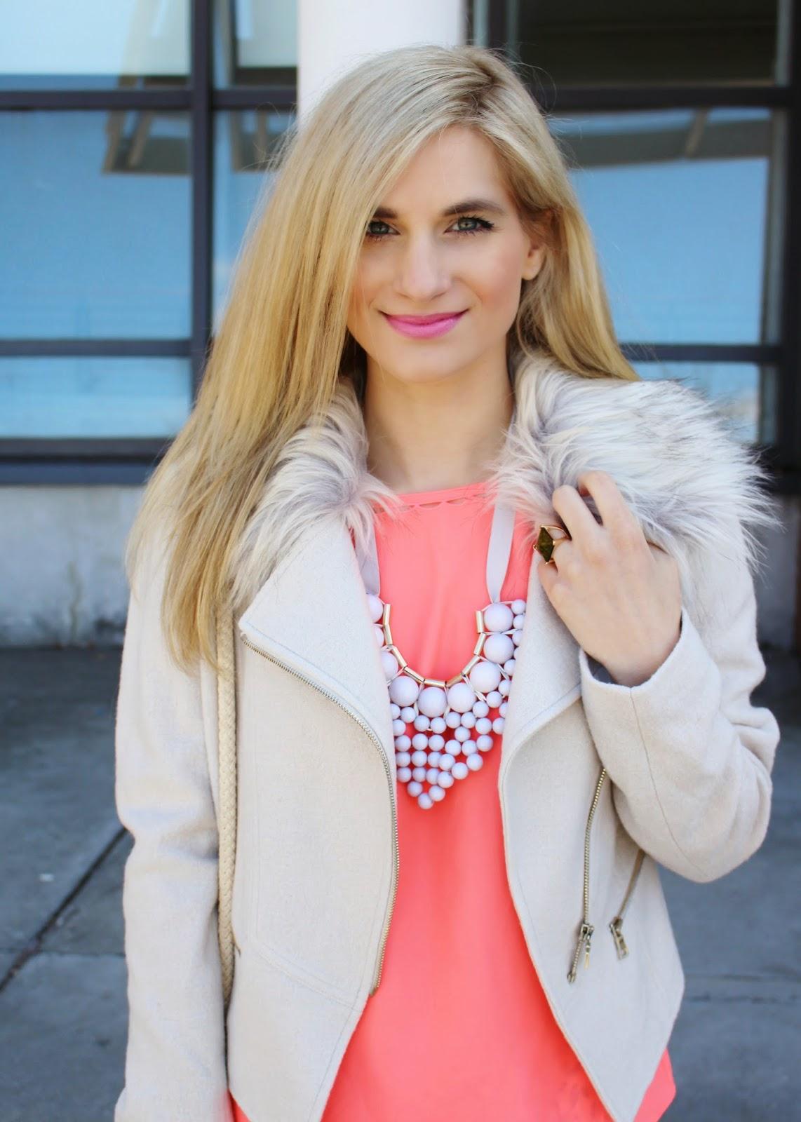bijuleni - Ann Taylor coat