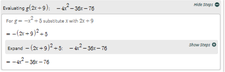 Symbolab Blog Intermediate Math Solutions  Functions