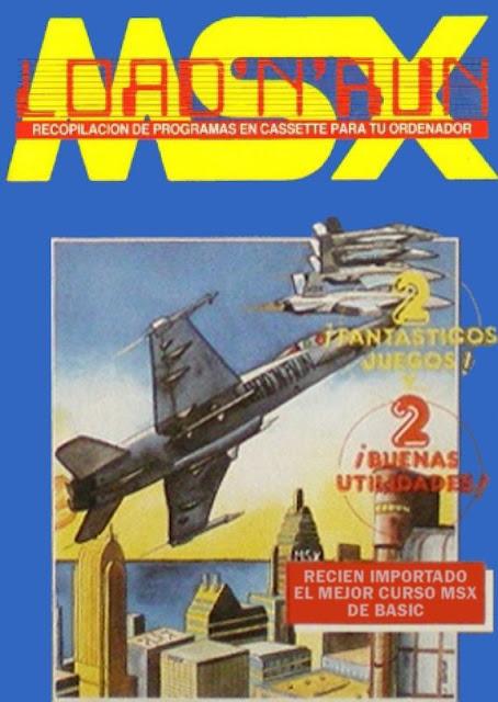 Load'N'Run MSX 2º época #01 (II01)