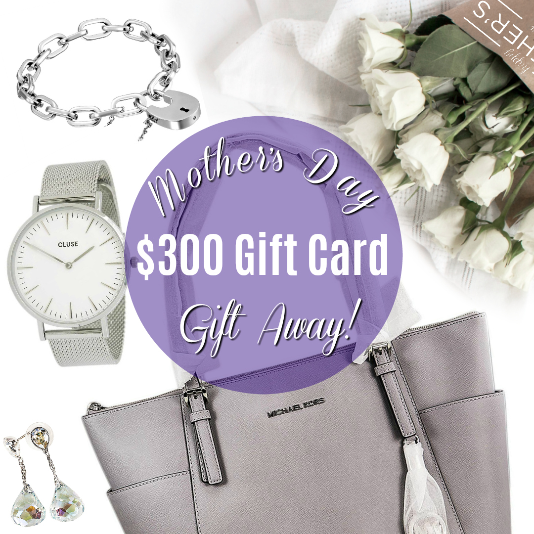 Mother's Day Gift Ideas With My Gift Stop And A $300 Giveaway