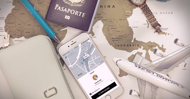 fly to a Southeast Asian destination for free uberplane
