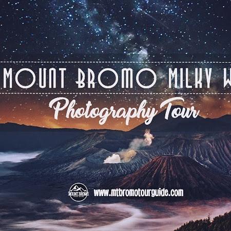Mount Bromo Milky Way Photography Tour 2 Days