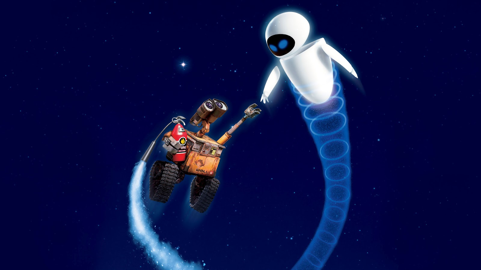 WALL-E | HD Wallpapers (High Definition) | Free Background