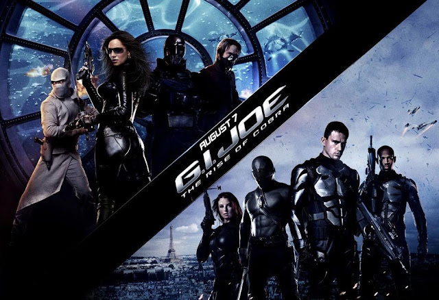 g i joe the rise of cobra poster image