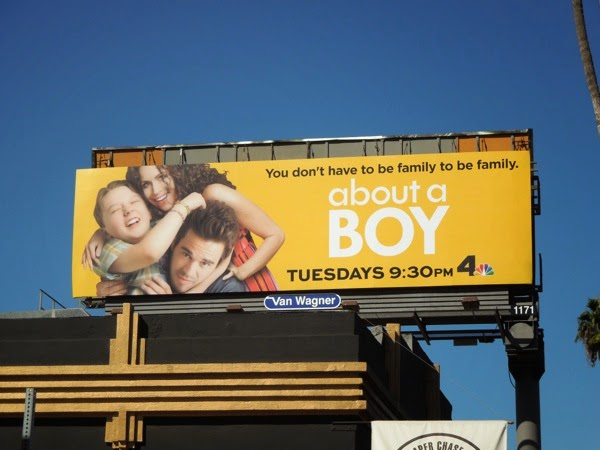 About a Boy season 2 billboard