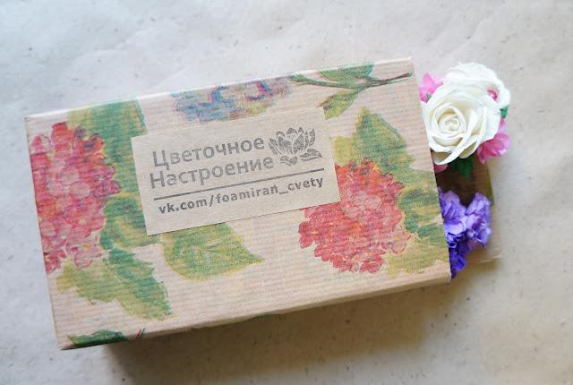 белые розы из фоамирана