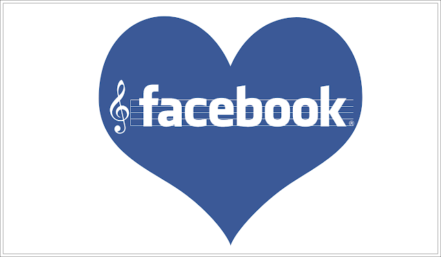 Music Facebook Logo