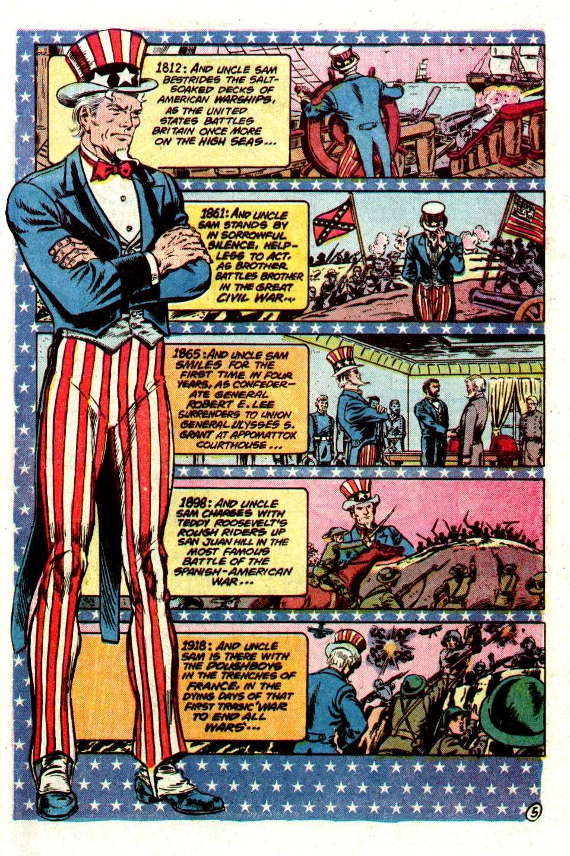 Read online Secret Origins (1986) comic -  Issue #19 - 7