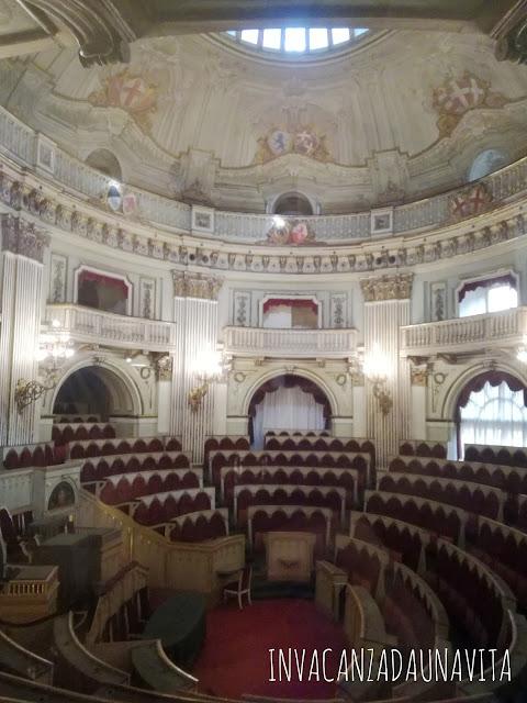 Torino Palazzo Carignano Parlamento
