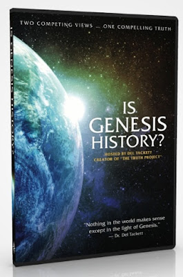 "The video ""Is Genesis History?"" is available. It is definitely worth watching."