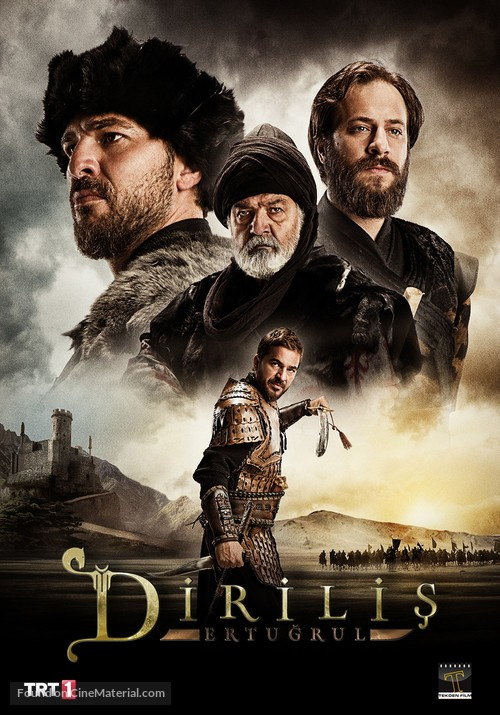 Dirilis (S 01) Urdu (EP 53) 720p HDRip 100MB Free Download