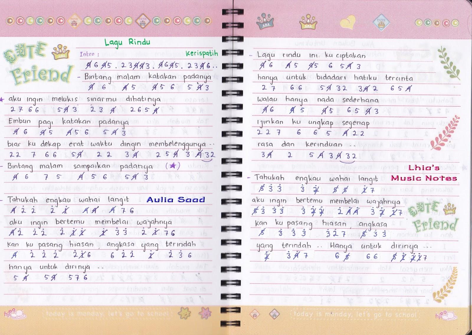 Lirik Lagu Kerispatih Lengkap