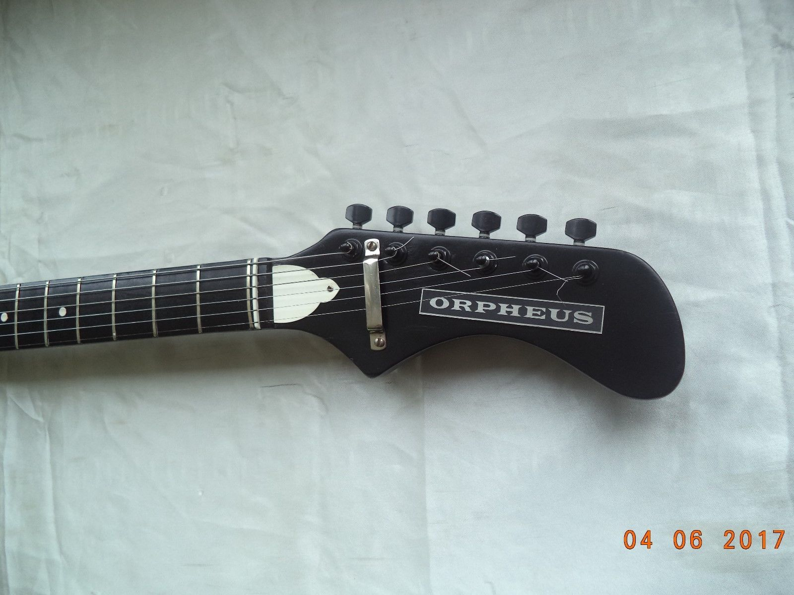 Superb Bulgarian Vintage Orfeus Electric Guitar | Planet Six String
