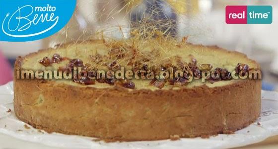 Torta Moderna Della Nonna Di Madalina La Ricetta Di Benedetta Parodi