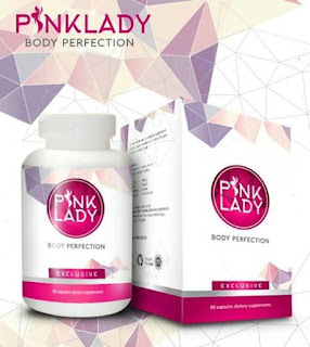 Pink Lady Body Perfection - Anjalkan Payudara