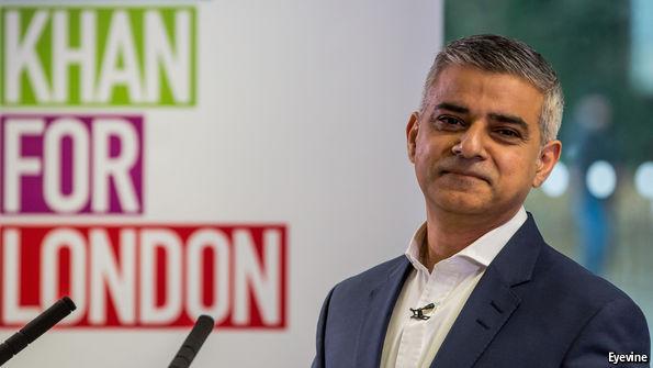 Wali Kota London Larang Iklan Berbikini