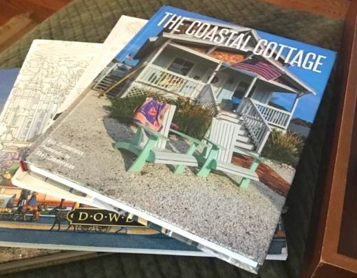 The Coastal Cottage Book