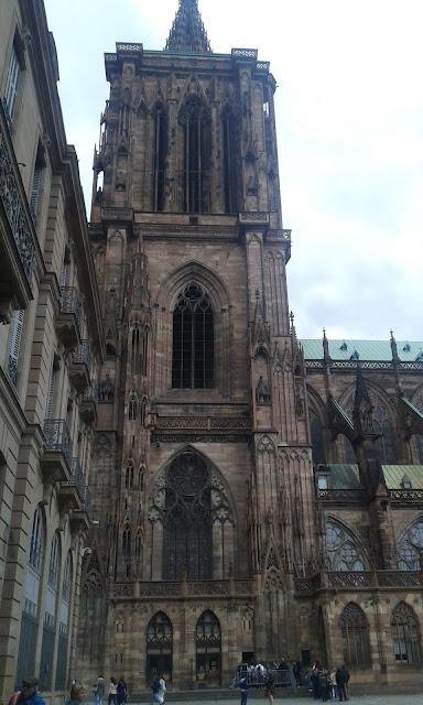 Strasbourg Notre Dame Katedrali