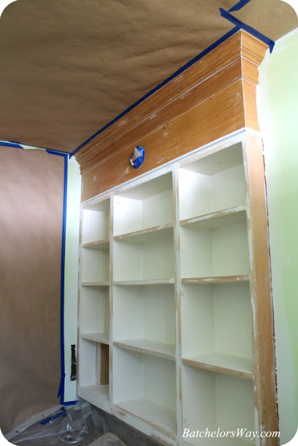 How To Paint A Medicine Cabinet With The Paint Sprayer